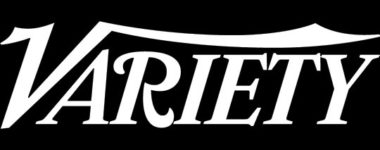 Variety blk and white site logo